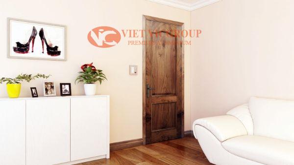 Cửa nhôm vân gỗ đang là lựa chọn phổ biến cho những ngôi nhà hiện nay
